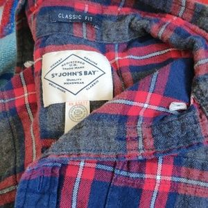 St.johns flannel